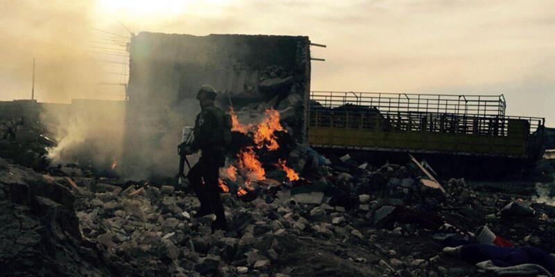 IŞİD Ramadi'de bozguna uğradı