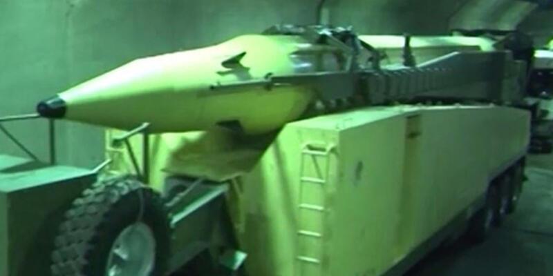 İran Emad füzelerini yeraltı deposuna taşıdı