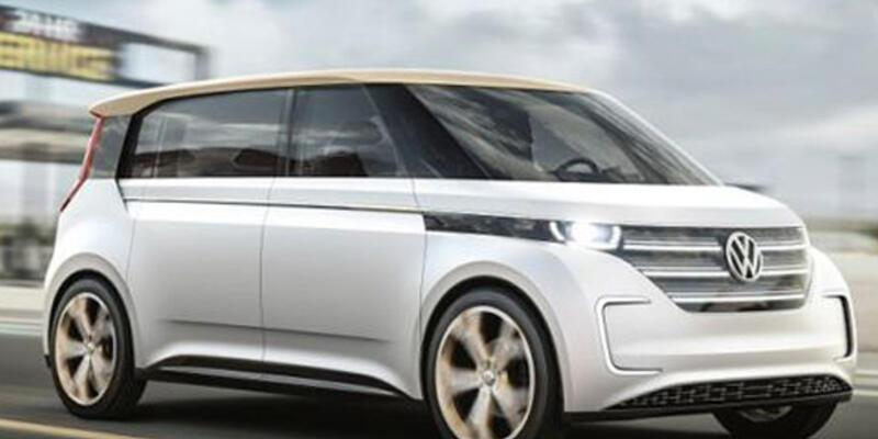 Volkswagen Bus ortaya çıktı