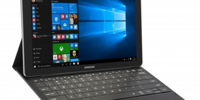 Galaxy TabPro S: Samsung'tan Windows 10 tablet