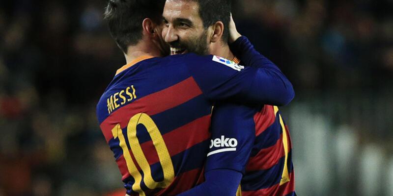 Ardalı Barcelona Espanyol'u dağıttı!