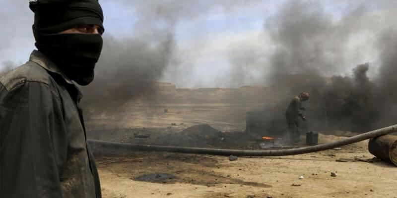 """ABD: """"IŞİD'in petrol gelirleri yüzde 30 düştü"""""""