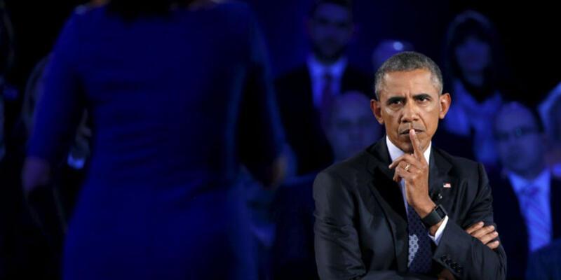 """Obama """"silahlara el koyacak"""" iddiasına yanıt verdi"""