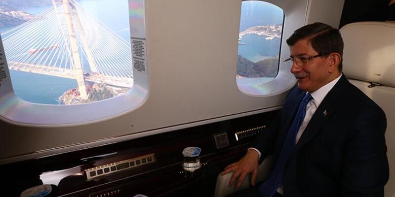 """Başbakan Davutoğlu: """"Musul ulusal güvenlik alanımız"""""""