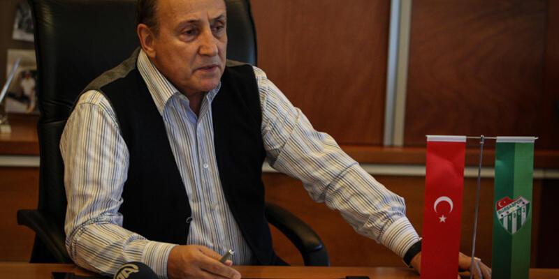 "Timur Noyan'dan flaş iddia: ""Bursaspor'a UEFA'dan ceza geldi"""