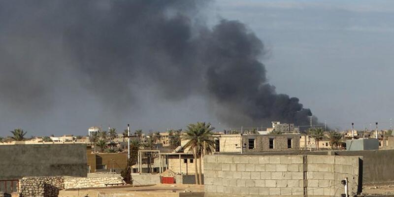 IŞİD lideri Bağdadi'nin yardımcısı Ubeydi hava saldırısında öldürüldü