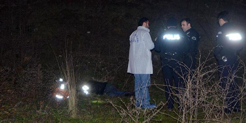 Kağıthane'de kimliği belirsiz bir erkeğin cesedi bulundu