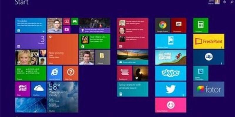 Windows 8 emekli oluyor