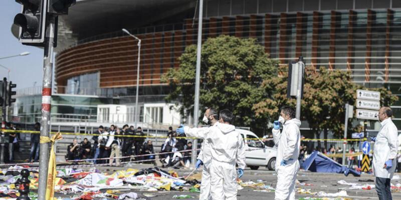 Ankara'daki katliamı gerçekleştiren ikinci kişinin kimliği belli oldu