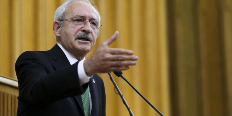 """Kılıçdaroğlu'ndan Davutoğlu'na """"milli muhalefet"""" yanıtı"""