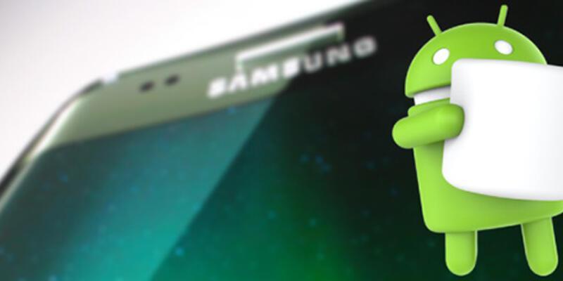 İşte Android 6 yüklü Galaxy S6