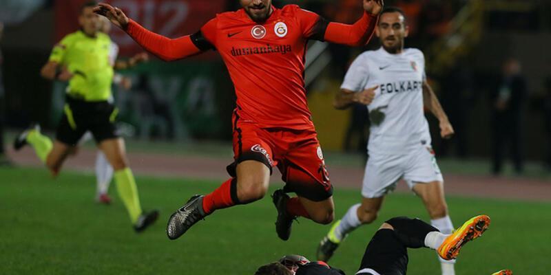 Galatasaray'dan 5 dakikada 3 gol!