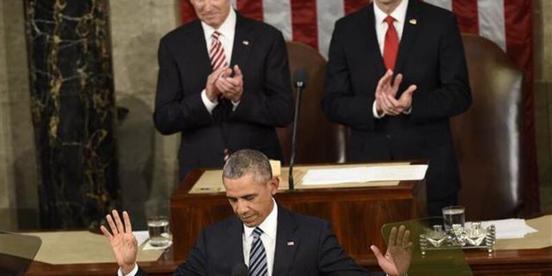 Barack Obama, ''birliğin durumu'' için son kez kürsüye çıktı