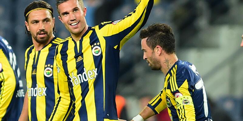 Fenerbahçe'den 6 gollü galibiyet!