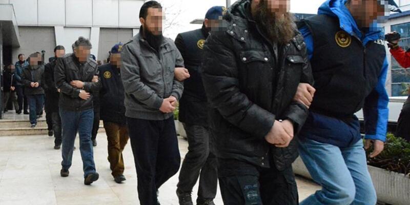 Balıkesir'de IŞİD operasyonu: 5 kişi gözaltında