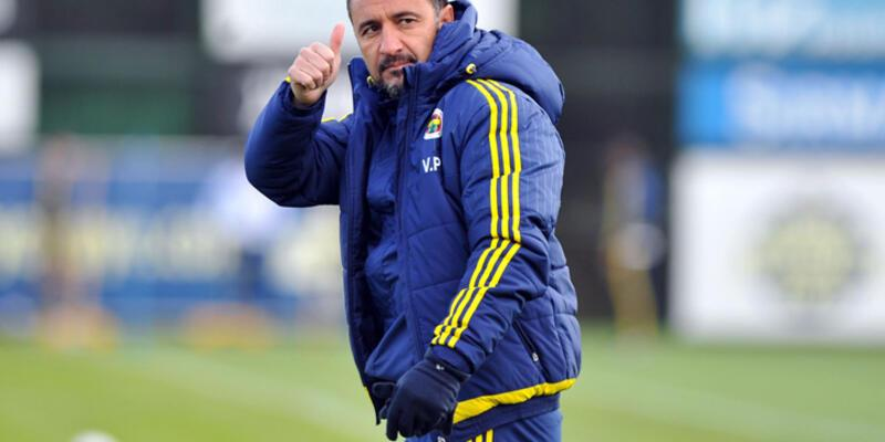 Vitor Pereira son kararını verdi