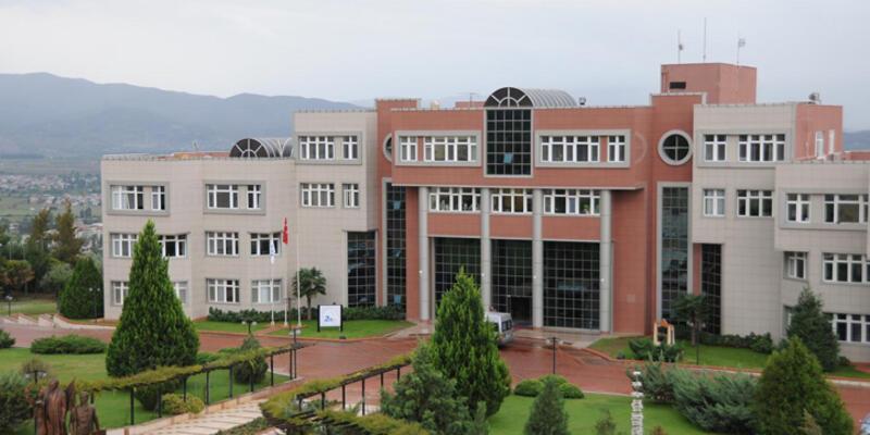 Adnan Menderes Üniversitesi'nden akademisyenlere idari işlem
