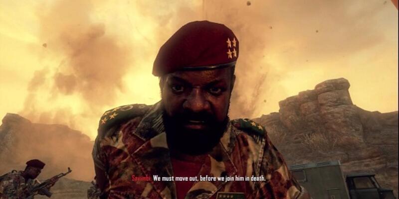 Angolalı asi liderin çocukları Activision'a dava açtı.
