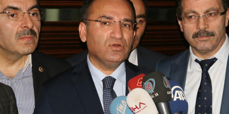 Bakan Bozdağ'dan HDP'li vekile ağır suçlama