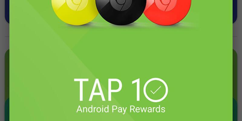 Android Pay kullanımı teşvik edilecek