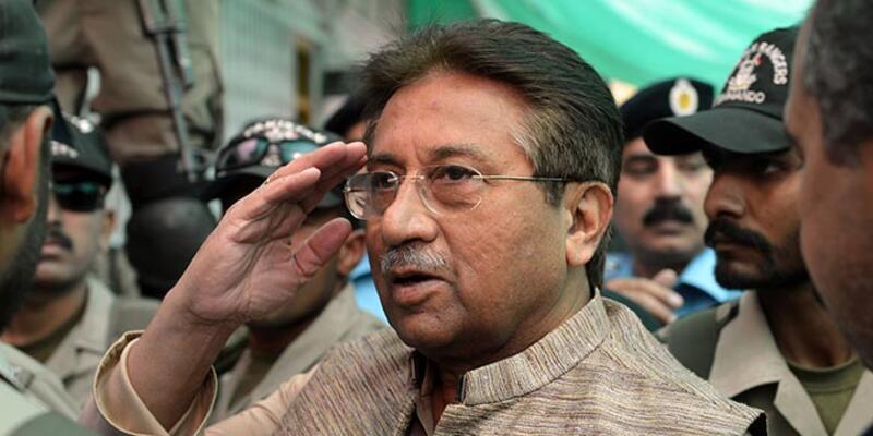Siyasi cinayetle suçlanan Pervez Müşerref beraat etti