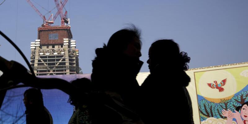 Çin'de son 25 yılın en zayıf büyümesi!