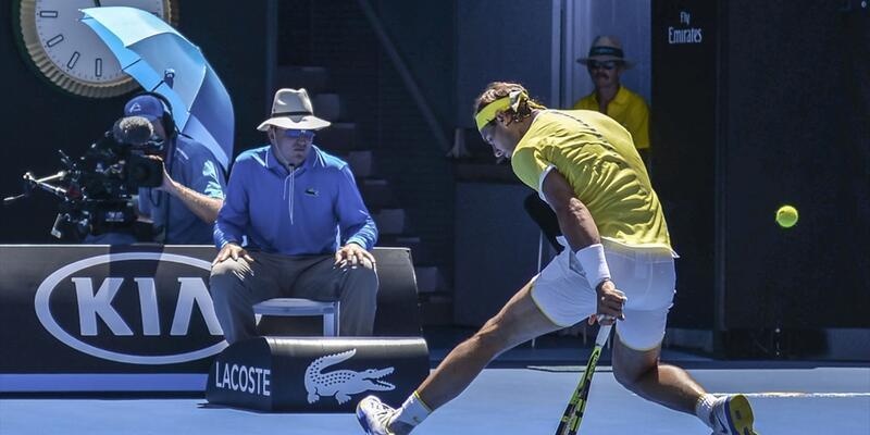 Nadal ilk turda elendi