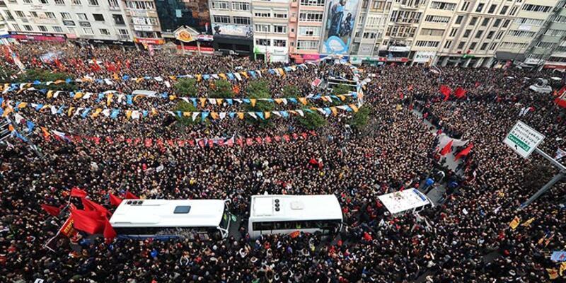 Şişli'deki caddeye Hrant Dink ismi için kanun teklifi