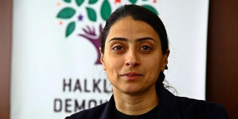 Feleknas Uca'dan Davutoğlu'na ''tehdit'' cevabı