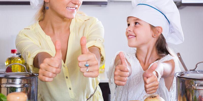 Çocuklarda iştahsızlığın en önemli sebebi baskı