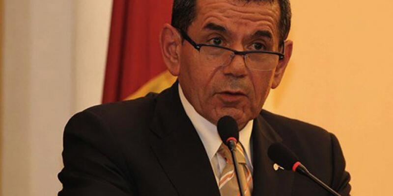 Galatasaray Başkanı Dursun Özbek'ten önemli açıklamalar
