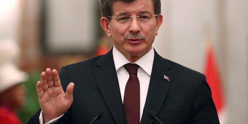 """Davutoğlu: """"PYD barış görüşmelerine katılamaz"""""""