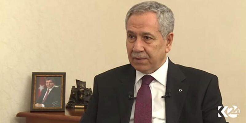 Arınç: ''Yeni süreçte Öcalan olacaktır''
