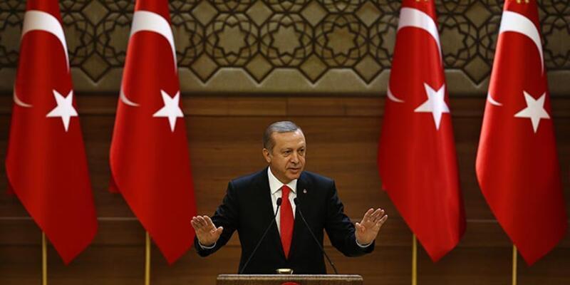 Erdoğan YÖK'ten akademisyenler hakkında bilgi aldı
