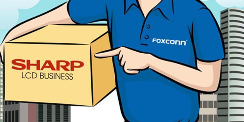 Foxconn Sharp için kaç para ödeyecek?