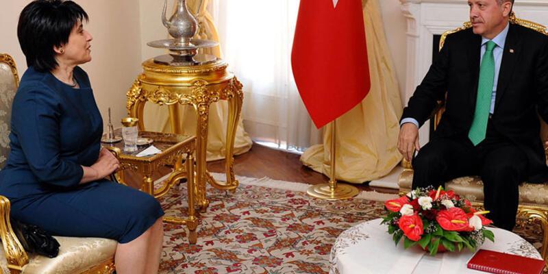 Leyla Zana Cumhurbaşkanı Erdoğan'dan randevu istedi