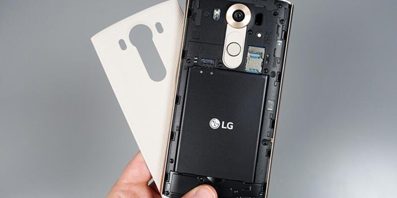 LG V10 beklentileri karşılamıyor!