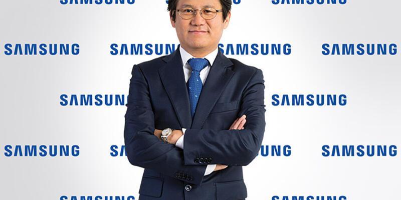 Samsung Türkiye'nin yeni başkanı