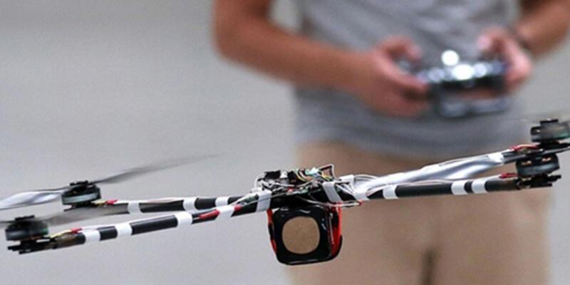 Drone kaydetme Türkiye'ye de gelecek!