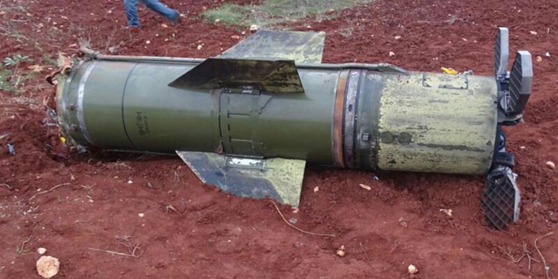 Rusya İdlib'i balistik füzeyle vurdu
