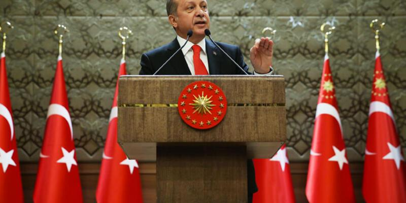 Cumhurbaşkanı Erdoğan kaymakamlarla buluşuyor