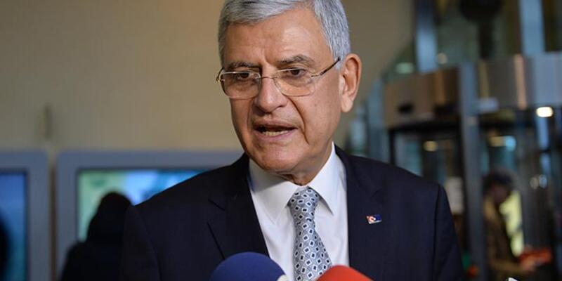 """AB Bakanı Volkan Bozkır: """"Türkiye AB üyesi olacaktır"""""""