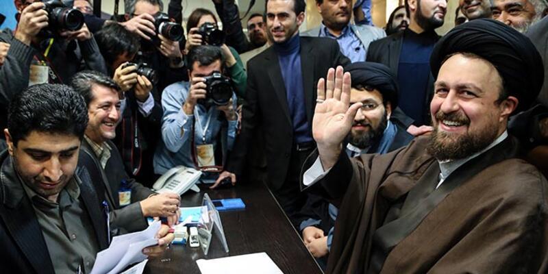 İran Uzmanlar Meclisi seçiminde Humeyni'nin torununa veto