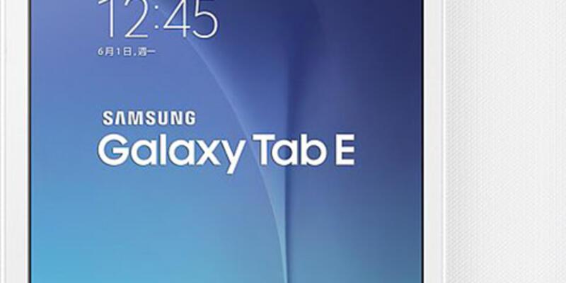 Galaxy Tab E 7.0 teknik özellikleri nasıl olacak?