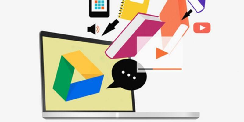 Google Drive yenilendi