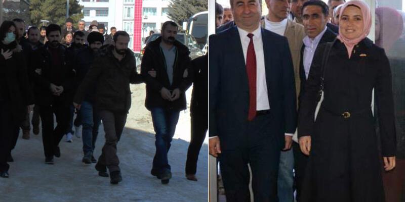 Karakoçan Belediye Başkanı sorguda kalp krizi geçirdi