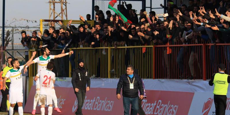 "Amed Sportif: ""Adil değil, bu ceza manidardır"""