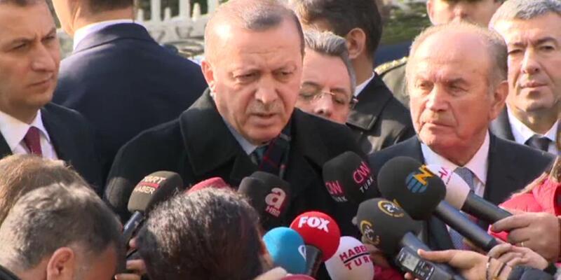 Erdoğan'dan Leyla Zana açıklaması