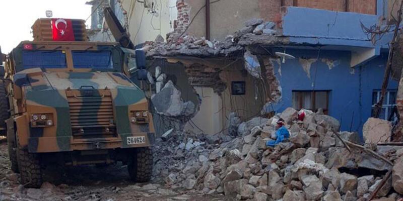 Sur' da 9 mahallede sokağa çıkma yasağı kaldırıldı