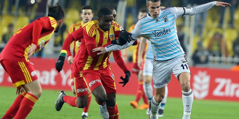 Fenerbahçe Ziraat Türkiye Kupası'nda çeyrek finalde